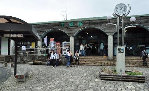 いだてん〜東京オリムピック噺〜ロケ地『千頭駅』
