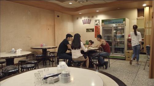 孤独のグルメ台湾宜蘭県『全台小吃部』店内