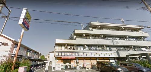 中学聖日記ロケ地『スリーエイト西水元店』