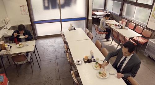 孤独のグルメ千葉県いすみ市大原『源氏食堂』店内