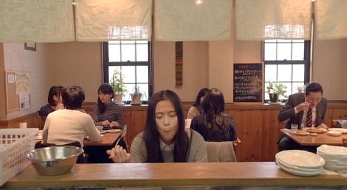 孤独のグルメ埼玉県越谷市千間台西(廚 Sawa)店内