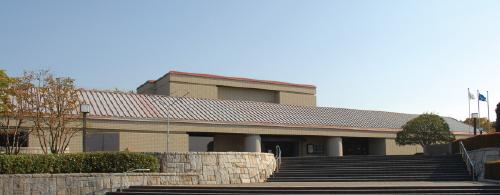 一度死んでみたロケ地『静岡県立美術館』