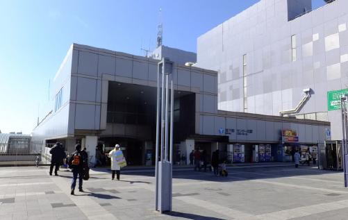 ヲタクに恋は難しいロケ地『センター北駅』