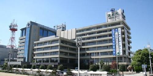葬式の名人ロケ地『茨木市役所』