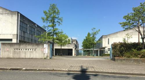 3年A組今から皆さんは人質ですロケ地『旧小川町立上野台中学校』