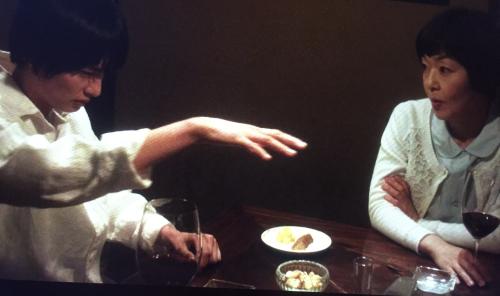 パンとスープとネコ日和ロケ地『アキコとしまちゃんが食事をしていたベルベット』