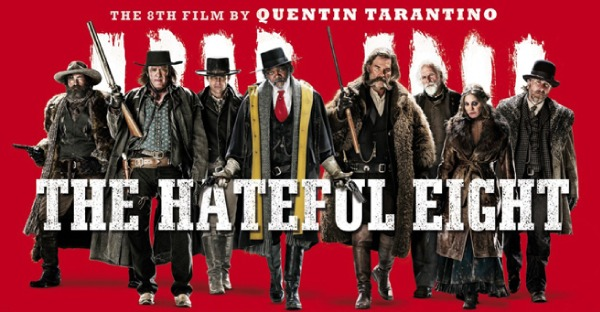 映画おすすめベストランキングつまらないジャンル2位『ヘイトフルエイト』