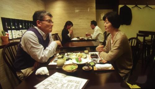 パンとスープとネコ日和ロケ地『アキコとスダが食事をしていたレストランはキンペイ』