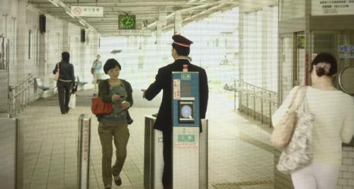 パンとスープとネコ日和ロケ地『フクサコを探しに行った際に利用した駅は西武多摩川線是政駅』