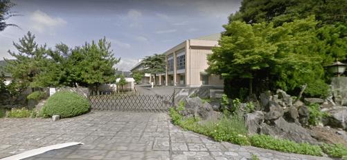 町田くんの世界ロケ地『佐野市立葛生中学校』