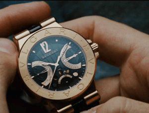 アイアンマンの時計【ブルガリ】DIAGONO PHASES DE LUNE