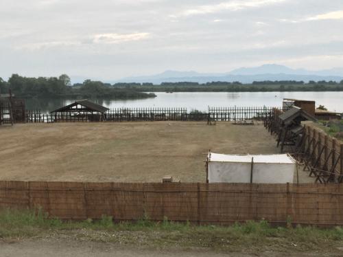 峠最後のサムライロケ地『信濃川河川敷』