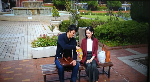 まだ結婚できない男ロケ地・撮影場所【江戸川フラワーガーデン】